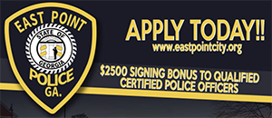East Point Police Recruitment