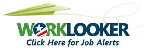 Get Worklooker Job Alerts