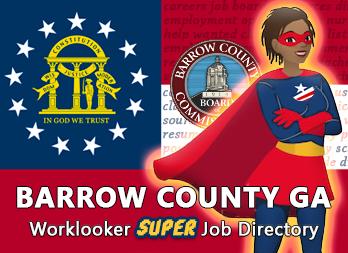 Jobs, Employment in Barrow County, GA