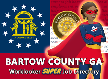 Jobs, Employment in Bartow County, GA