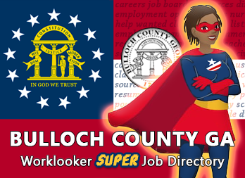 Jobs, Employment in Bulloch County, GA