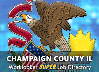 Jobs, Employment in Champaign County, IL