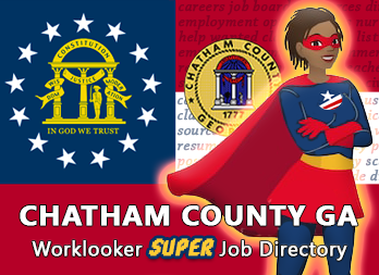 Jobs, Employment in Chatham County, GA
