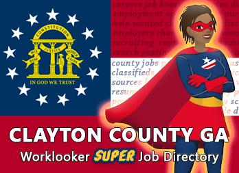 Jobs, Employment in Clayton County, GA