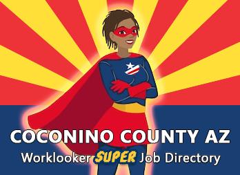 Jobs, Employment in Coconino County, AZ
