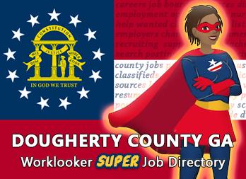 Jobs, Employment in Dougherty County, GA