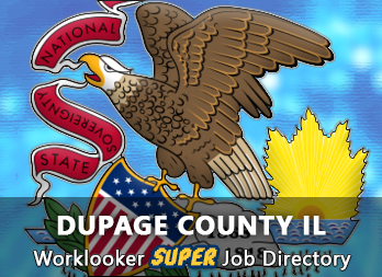 Jobs, Employment in DuPage County, IL