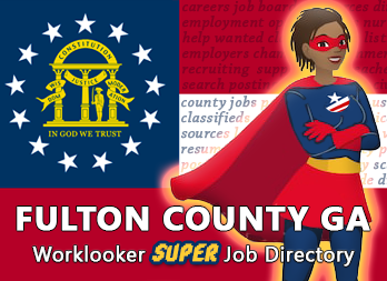 Jobs, Employment in Fulton County, GA