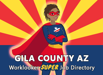 Jobs, Employment in Gila County, AZ