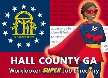 Jobs, Employment in Hall County, GA