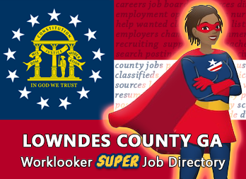 Jobs, Employment in Lowndes County, GA