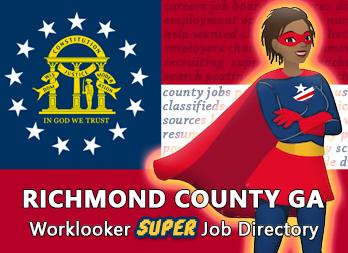 Jobs, Employment in Richmond County, GA